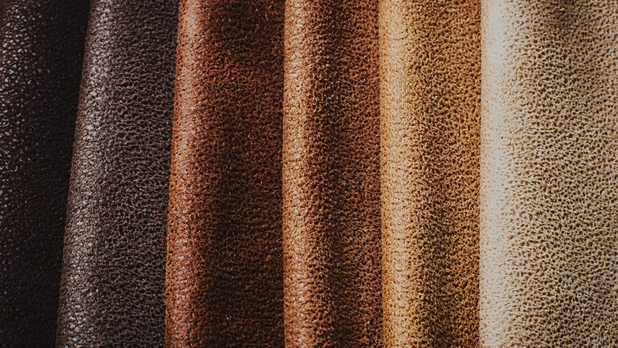 What is suede fabric