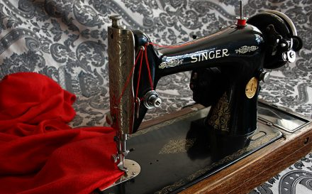 sewing sewing machine