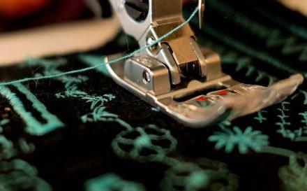 different sewing machine stitches