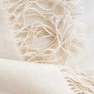 what is cashmere made of