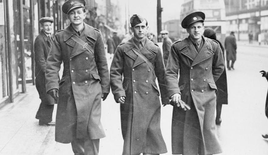 Trench Coat History Military Necessity, Ww1 Trench Coat Pattern