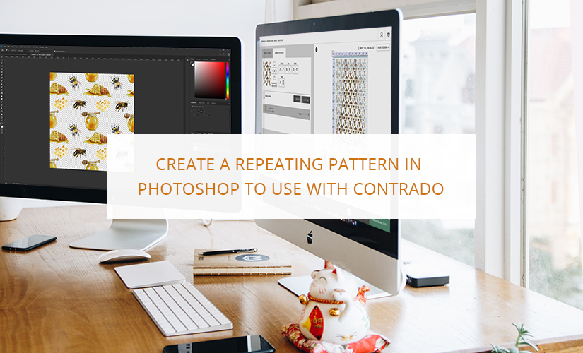make a repeat pattern